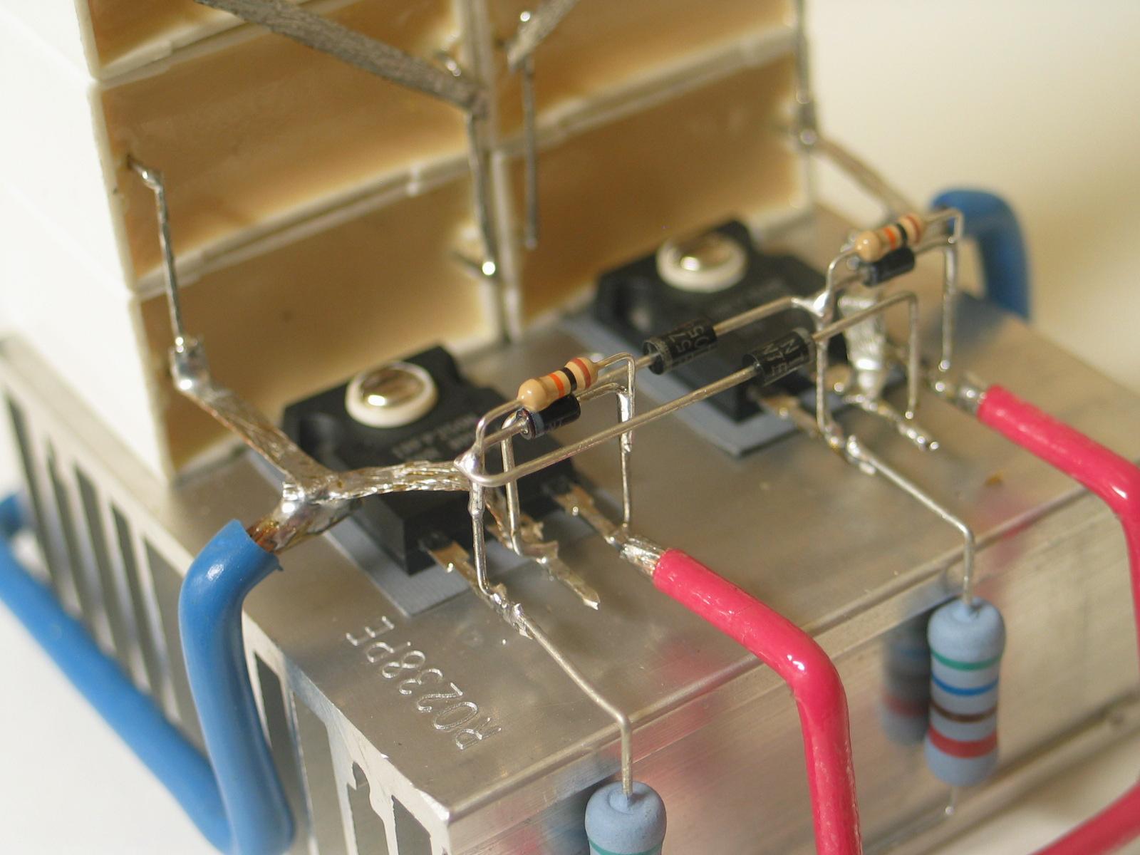 Gauge Boson Electronics High Voltage